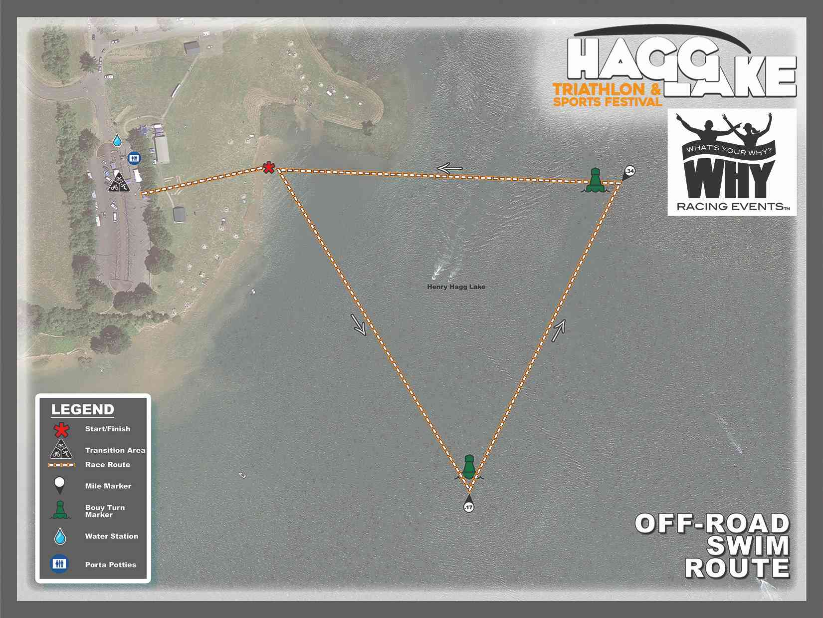 Course Details - Hagg Lake Triathlon - Gaston OR