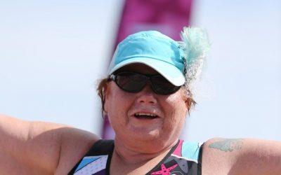 Marie Keyes, Age 63